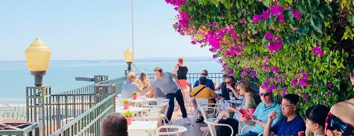Bar Terraço Santa Luzia is one of Restaurante2.