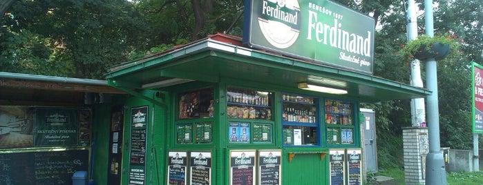 Ferdinand is one of Gespeicherte Orte von Hereza.