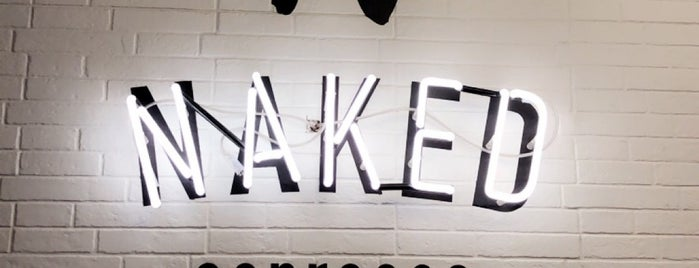 Naked Espresso is one of For the love of coffee....