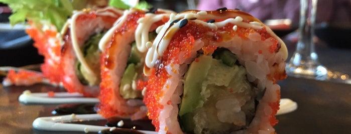 Sushi Koi is one of Locais curtidos por Janneke.