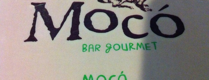 Mocó Bar Gourmet is one of Recife - Food.