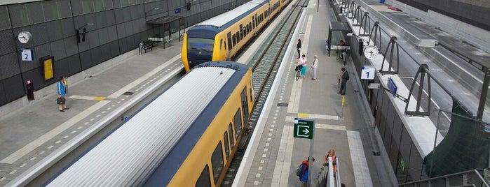 Station Nijverdal is one of Friesland & Overijssel.