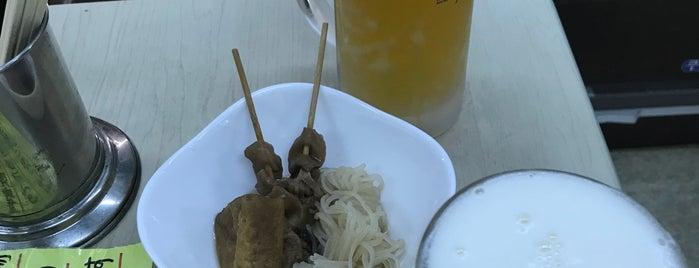 リカー&フーズ はちぼし is one of 行って食べてみたいんですが、何か?.