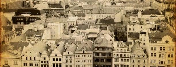 Věž katedrály sv. Bartoloměje is one of To visit list.