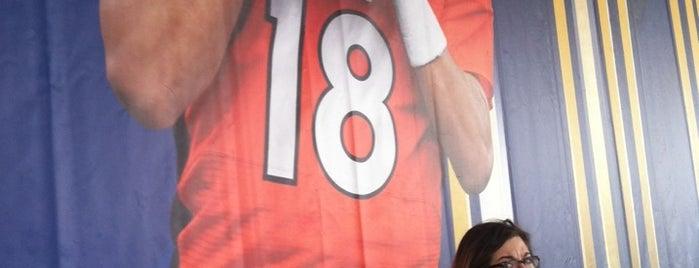 Denver Broncos Super Bowl Party at Hyatt Regency is one of Arthur's places to visit.