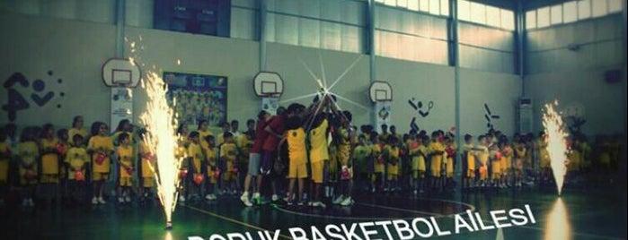 Doruk Basketbol Spor Kulübü is one of Ardaさんのお気に入りスポット.