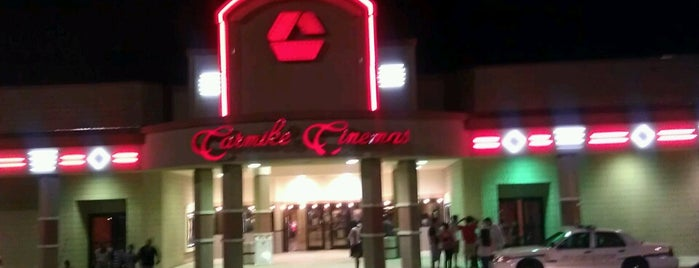 Carmike Cinemas 10 is one of Posti che sono piaciuti a Ross.