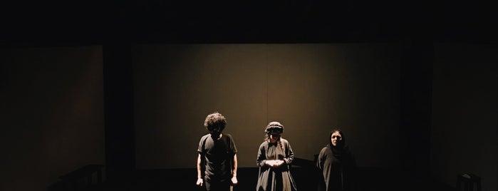 Tehran Independent Theater | تئاتر مستقل تهران is one of สถานที่ที่ Hamilton ถูกใจ.