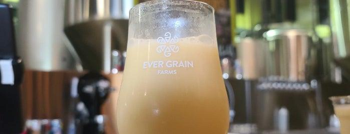 Ever Grain Brewing Co. is one of Eats and Drinks.