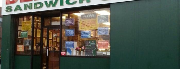 Defonte's Sandwich Shop is one of Favorite Spots.