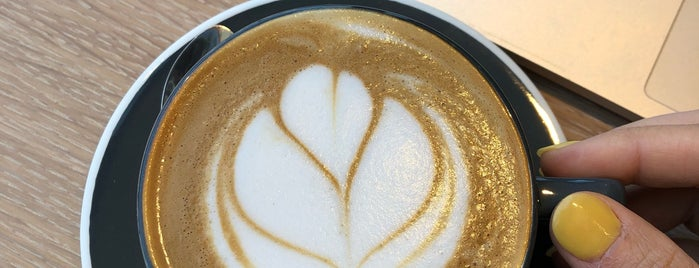 Klatch Coffee is one of Drewさんの保存済みスポット.