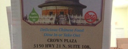 Golden China is one of Tempat yang Disukai Daniel.