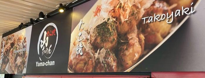 takoyaki yama chan is one of Honolulu 2021.