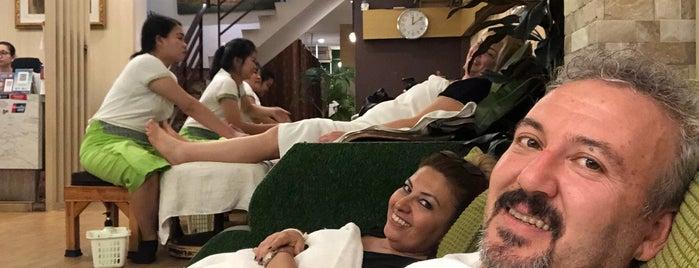 Nantika Physical Thai Massage is one of Orte, die Brc 🌼 gefallen.