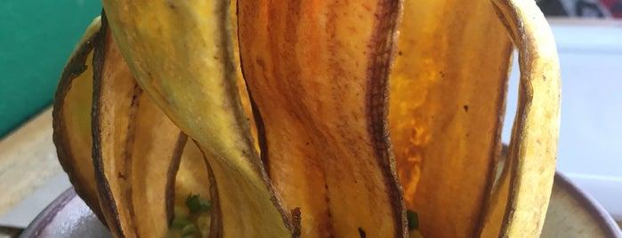 Banana Verde is one of Lugares favoritos de Mariana.