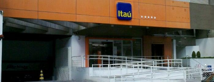 Itaú is one of Flávia 님이 좋아한 장소.