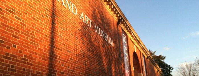 Ackland Art Museum is one of for joyce: cc rdu.