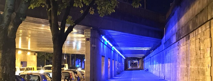 Quai de Bercy is one of Space Invaders in Paris.