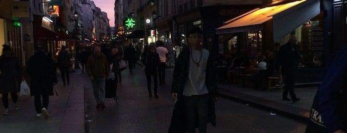 Rue de Turbigo is one of Lieux sauvegardés par Jean Sébastien.