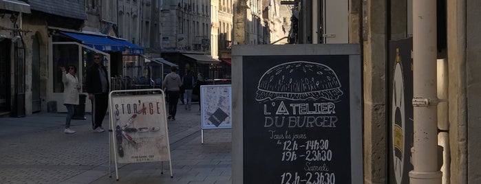 L'atelier du Burger is one of France, mostly Paris.