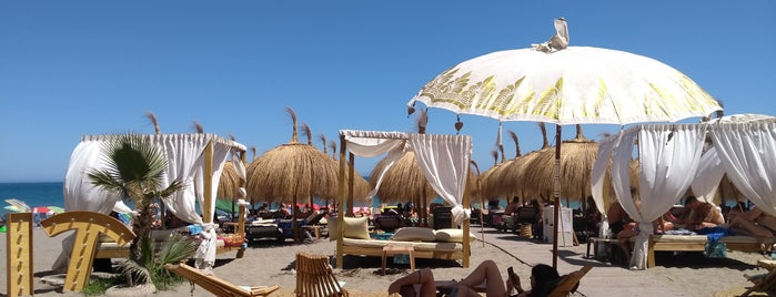 Tanit Beach is one of Torremolinos.