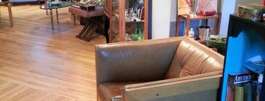 Oak park vintage market is one of Antiques/thrift/home decor spots.