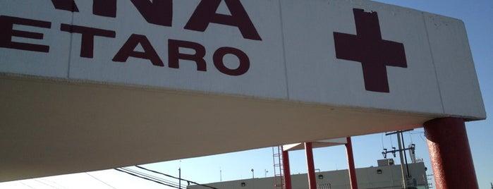 Cruz Roja Mexicana is one of Rubens : понравившиеся места.