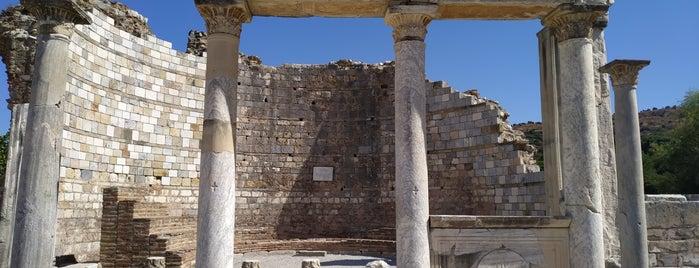 Meryem Kilisesi is one of Antik kentler ve  müzeleri.