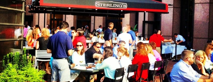 Sterling's is one of North End/Beacon Hill/Fort Point.