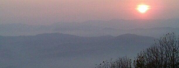 Sri Nan National Park is one of พะเยา แพร่ น่าน อุตรดิตถ์.