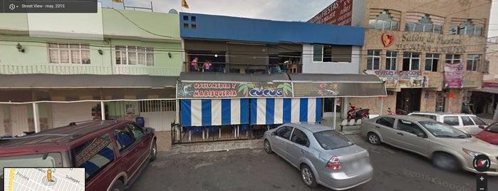 Mariscos Cocos is one of Comida.