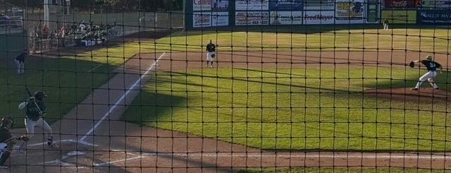 Yakima County Stadium is one of Minor League Ballparks.