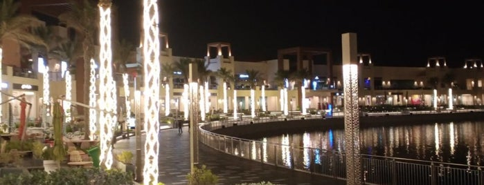 The Pointe is one of Dubai.