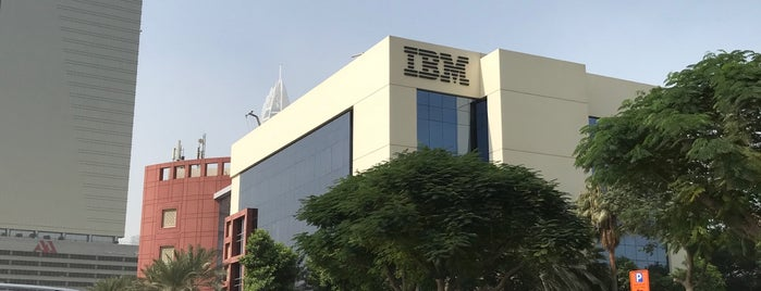 IBM Building is one of Orte, die Kemal gefallen.
