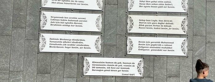 Ferhat ile Şirin Müzesi is one of Amasya.