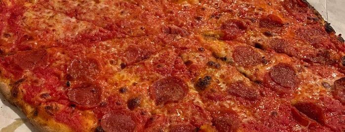 Sally's Apizza is one of Must Try Pizza.