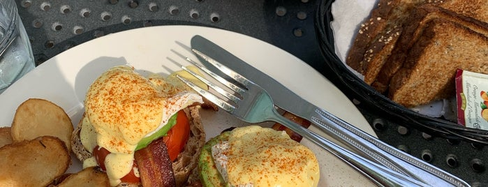 Eggspectation is one of Brunch spots.