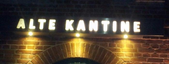 Alte Kantine is one of Posti che sono piaciuti a Marco.