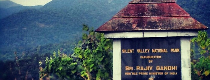 Silent Valley National Park is one of Incredible India.