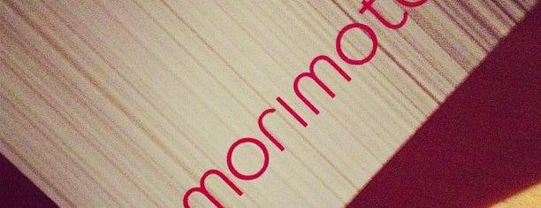 Morimoto is one of Manhattan Favorites.
