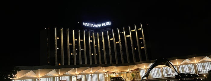 Narita View Hotel is one of japo.