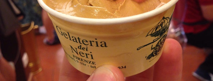 Gelateria dei Neri is one of Florence.
