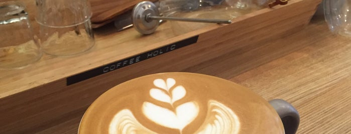 Coffee Holic is one of Coffee & Café in Beijing.