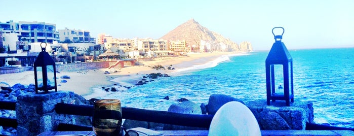 El Farallon is one of Los cabos.
