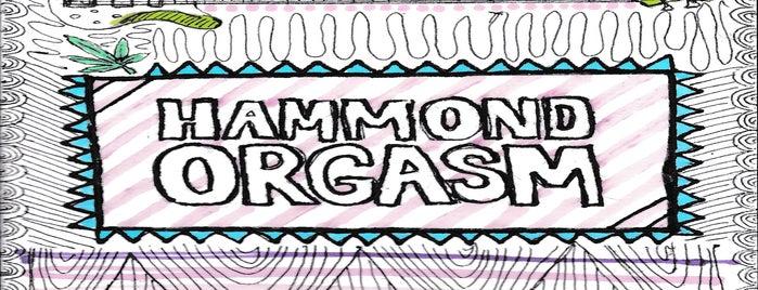 Hammond orgasm is one of Japón.