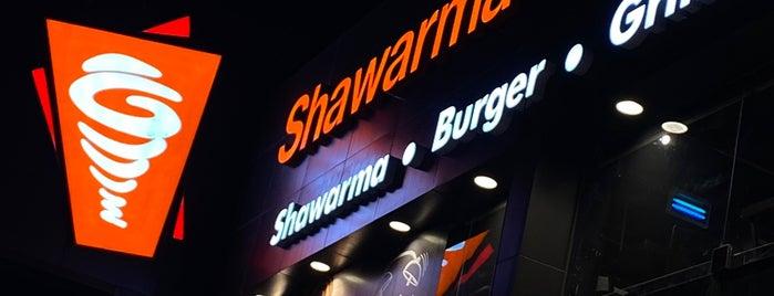 Shawarma House is one of Locais salvos de Khalid.