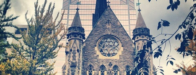 Promenades Cathédrale is one of Montreal.