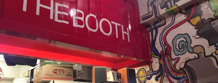THE BOOTH is one of Seoul Food & Drink.