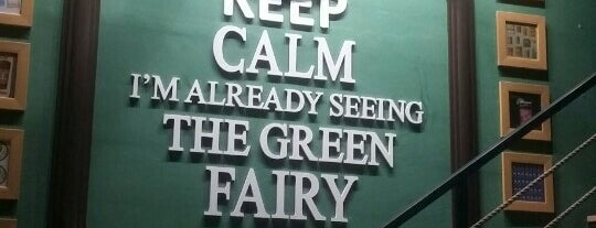 Green Fairy Pub is one of Nite Nite.