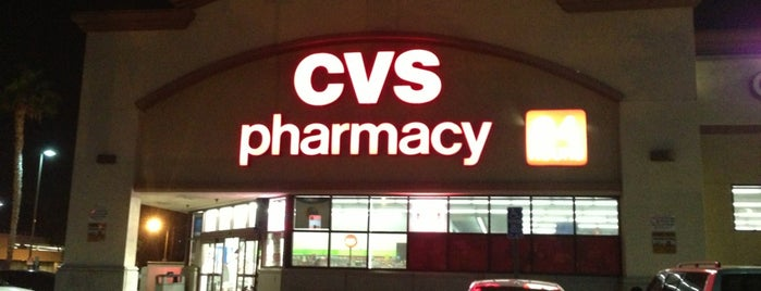 CVS pharmacy is one of Alejandro 님이 좋아한 장소.